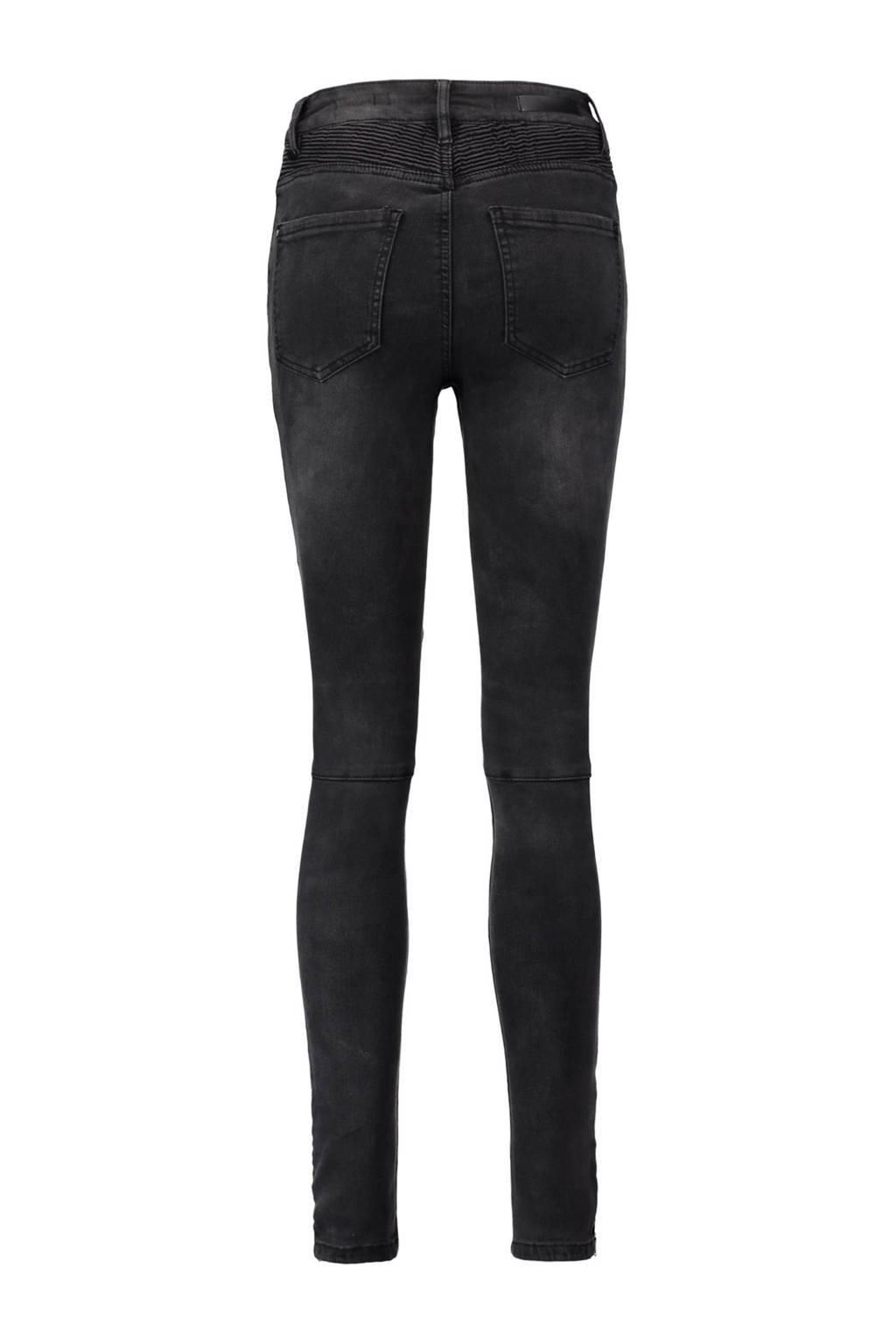 CoolCat Yfbeau skinny fit jeans, Dark denim
