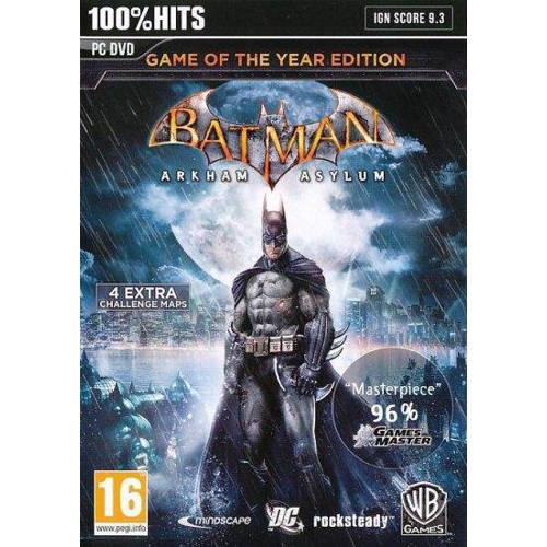 Batman - Arkam asylum (GOTY edition) (PC) kopen