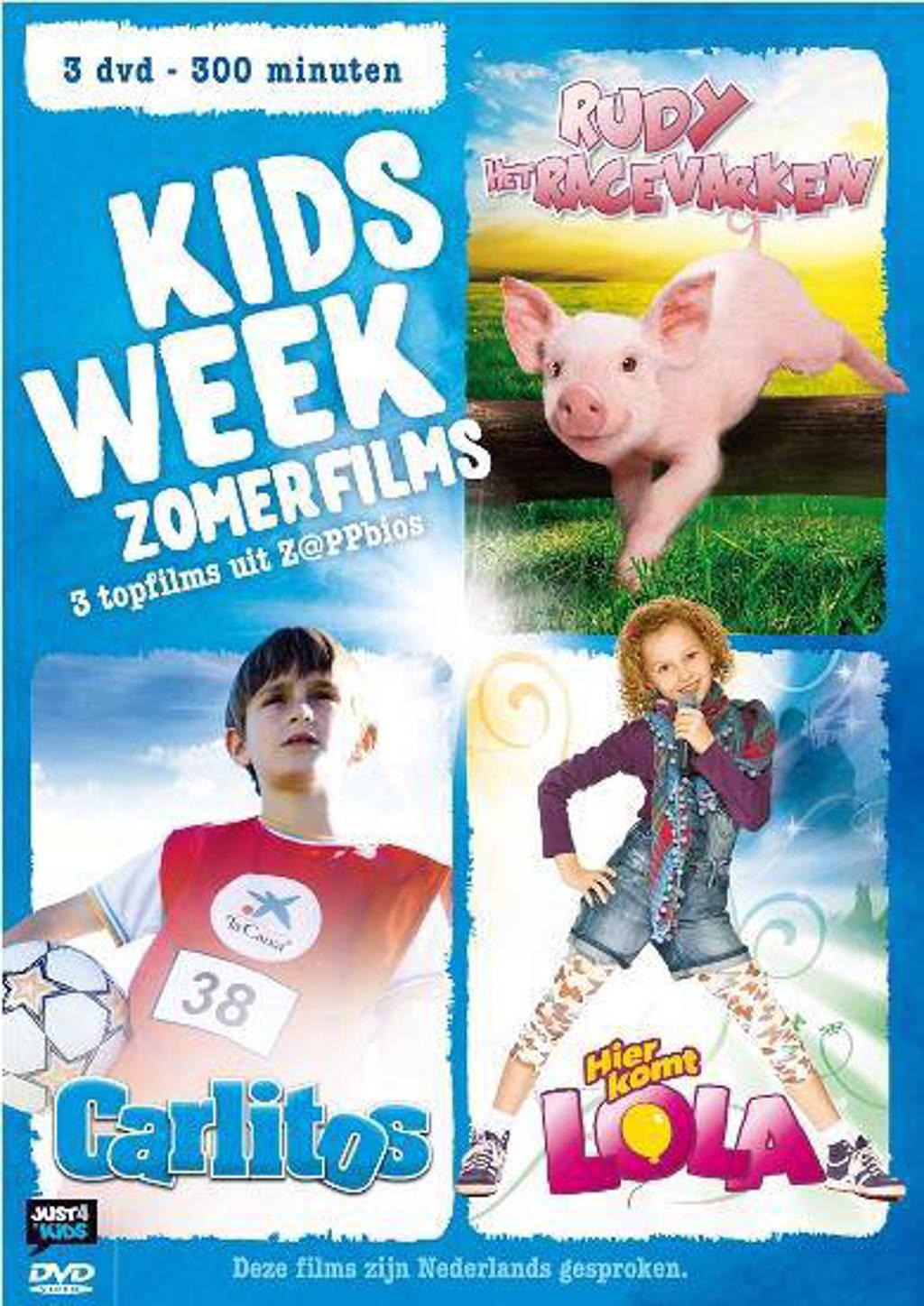 Kidsweek zomerfilms (DVD)