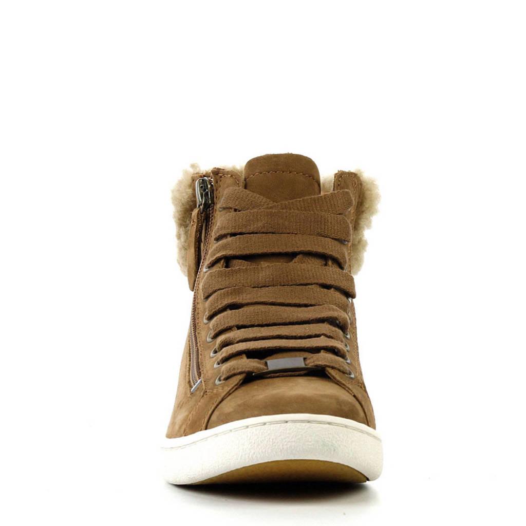 UGG suède sneakers, Cognac