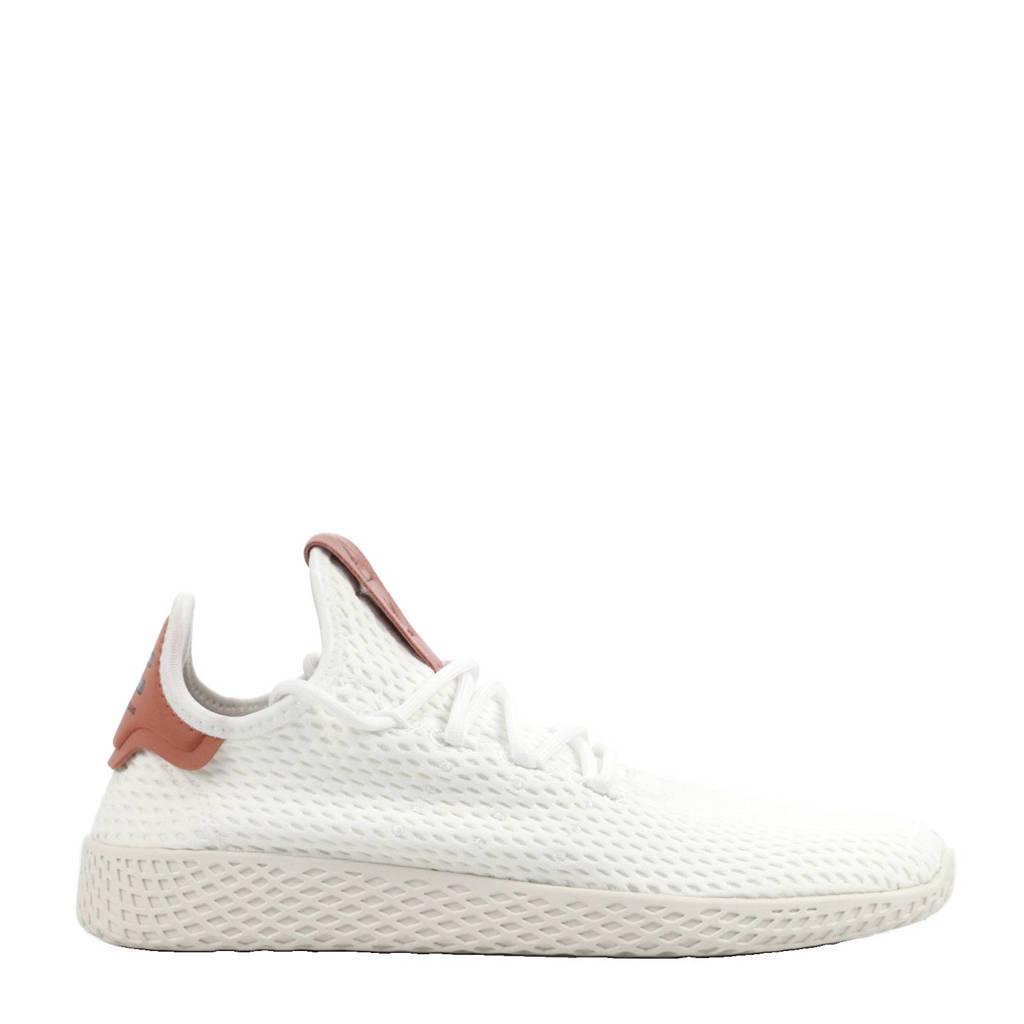 57df93c5e58cd8 adidas originals Pharrell Williams Tennis HU sneakers, Wit/roze