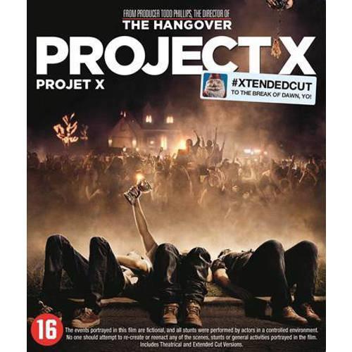 Project X (Blu-ray) kopen