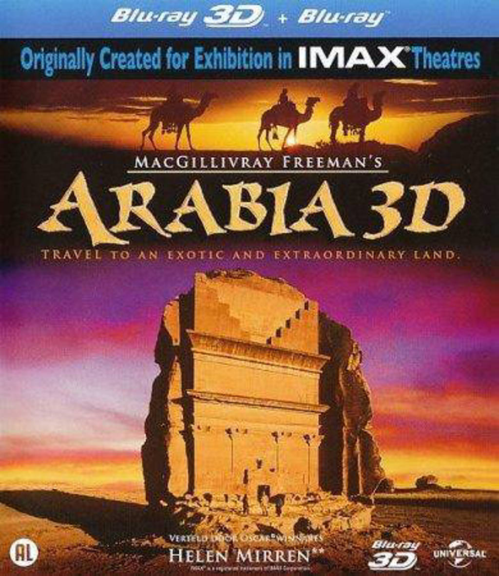 Arabia (3D) (Blu-ray)