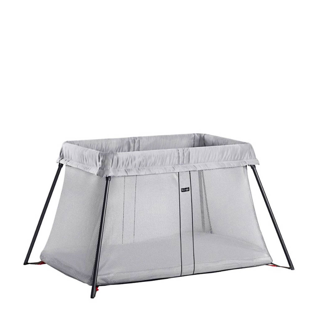 BabyBjörn campingbedje zilver, Zilver