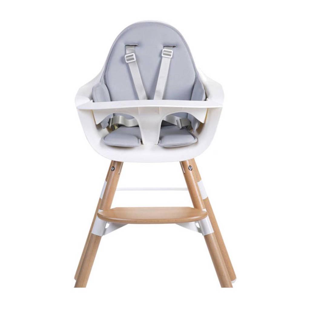 Childwood EVOLU stoelkussen lichtgrijs, Lichtgrijs