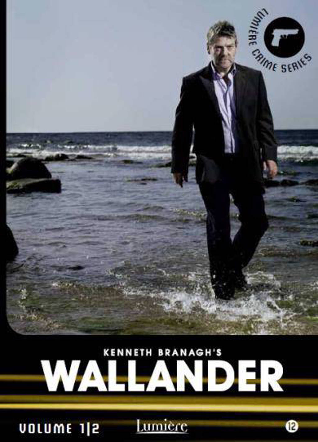 Kenneth Branagh's Wallander 1 & 2 (DVD)