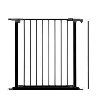 deuropening voor Flex systeemhek zwart