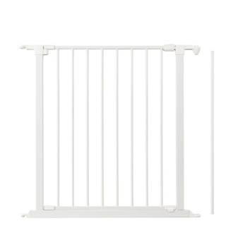 deuropening voor Flex systeemhek wit