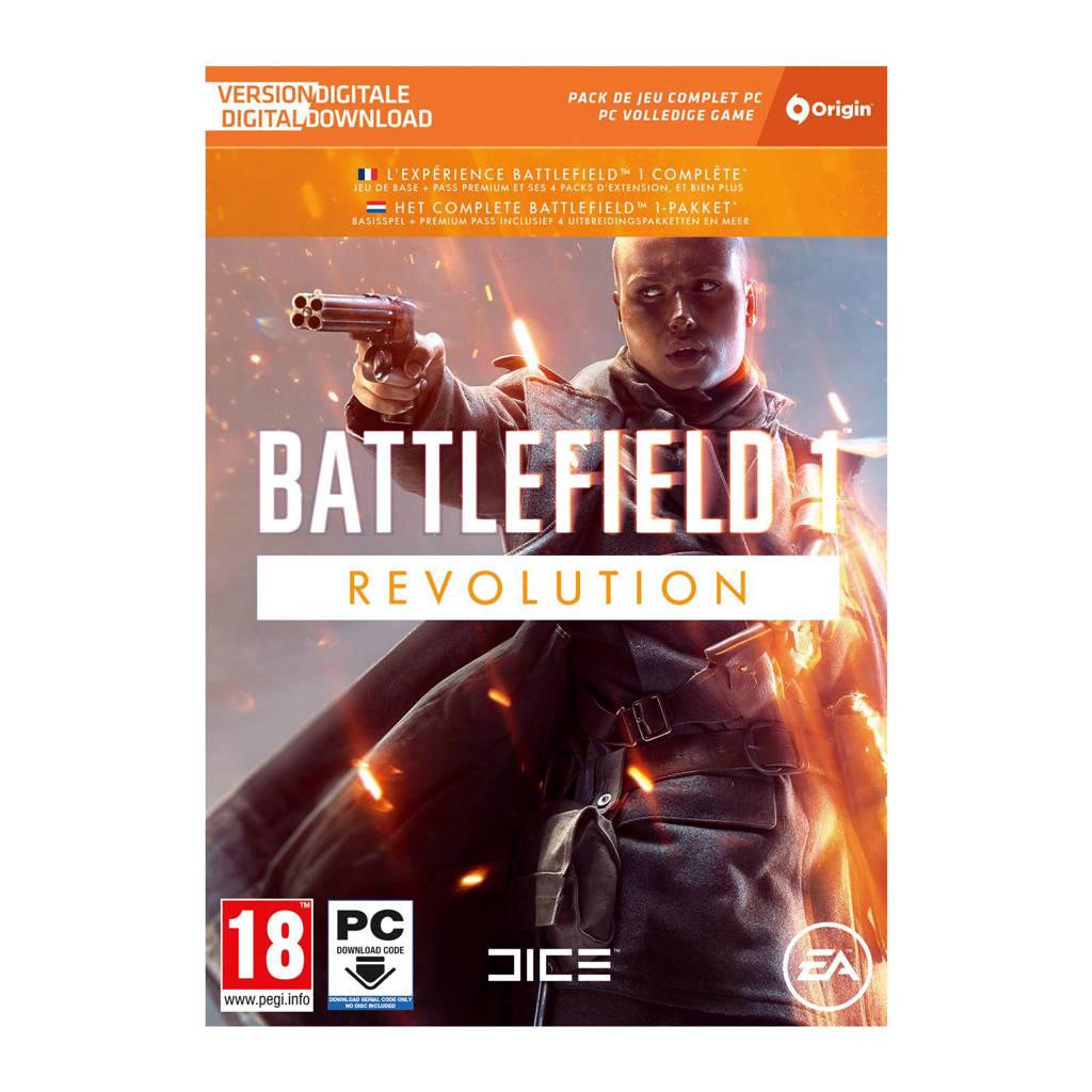 Battlefield 1 Revolution - download code (PC)