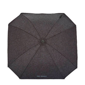 Sunny parasol street