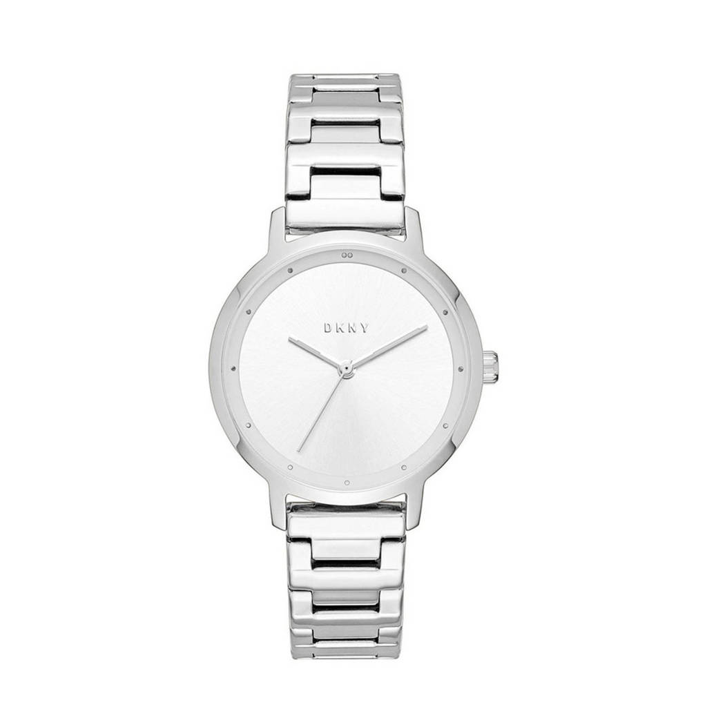 DKNY The Modernist Dames Horloge NY2635, Zilver