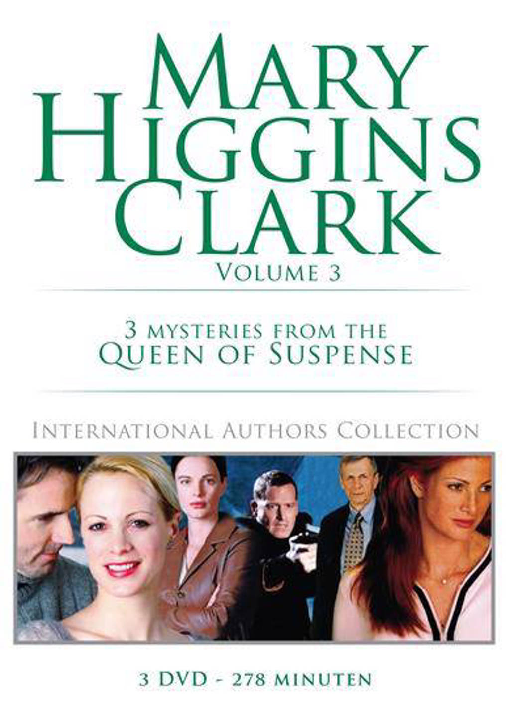 Mary Higgins Clark collection 3 (DVD)