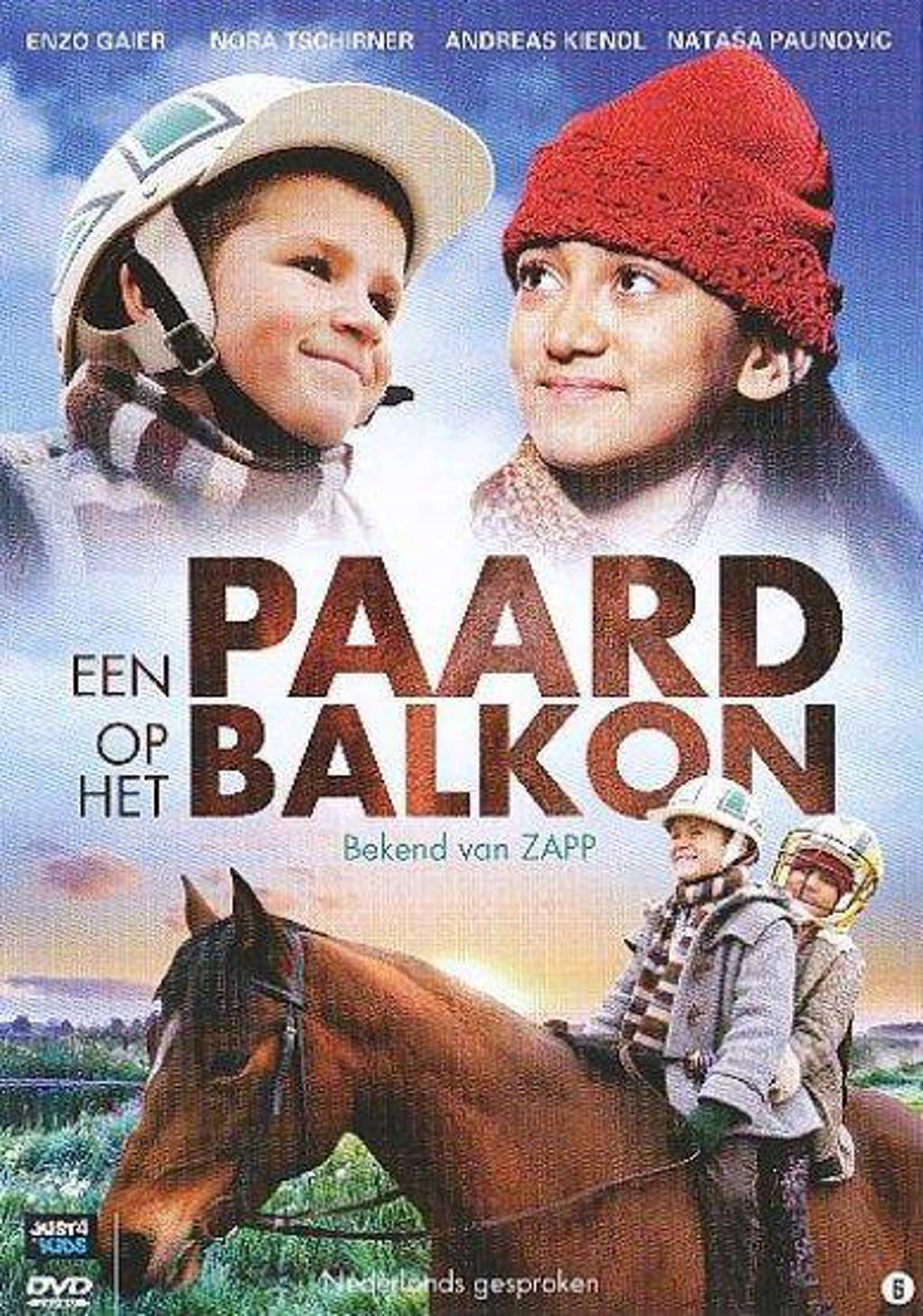 Paard op het balkon (DVD)