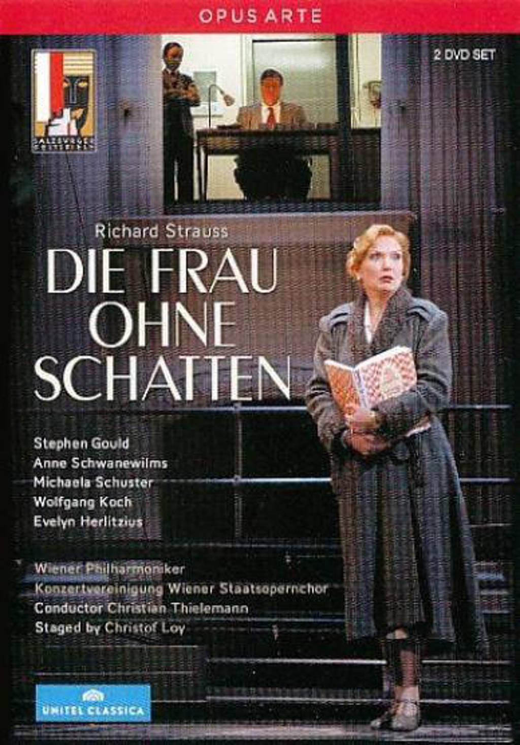 Gould/Schwanewilms/Vienna Philharmo - Die Frau Ohne Schatten (DVD)