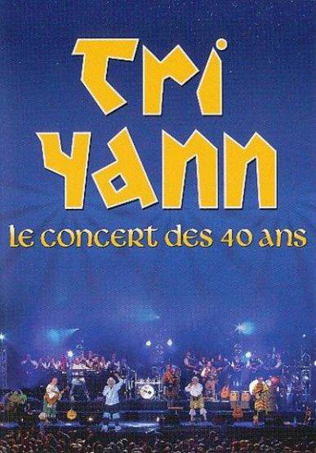 Tri Yann - Le Concert Des 40 Ans (DVD)