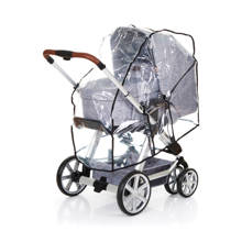 regenkap voor kinderwagens