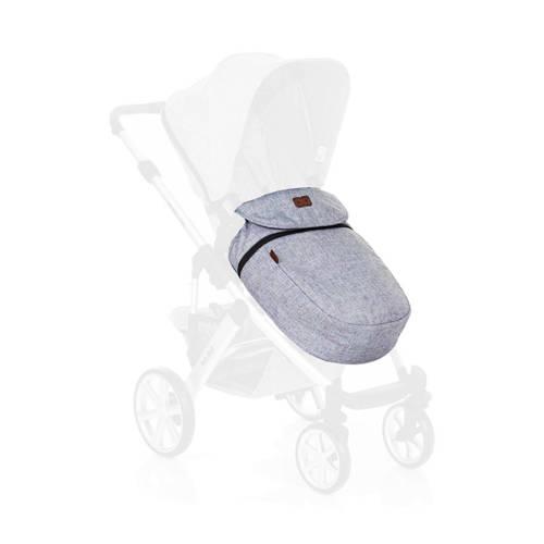 ABC Design voetenzak wandelwagen graphite grey kopen