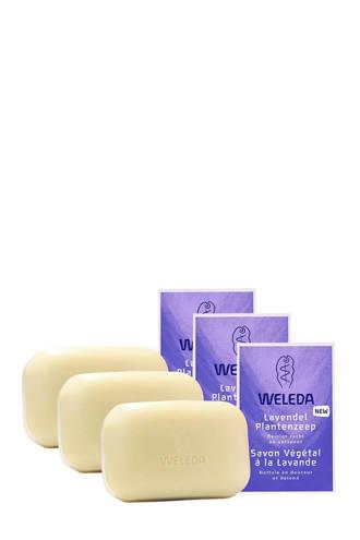 Lavendel Plantenzeep zeeptablet