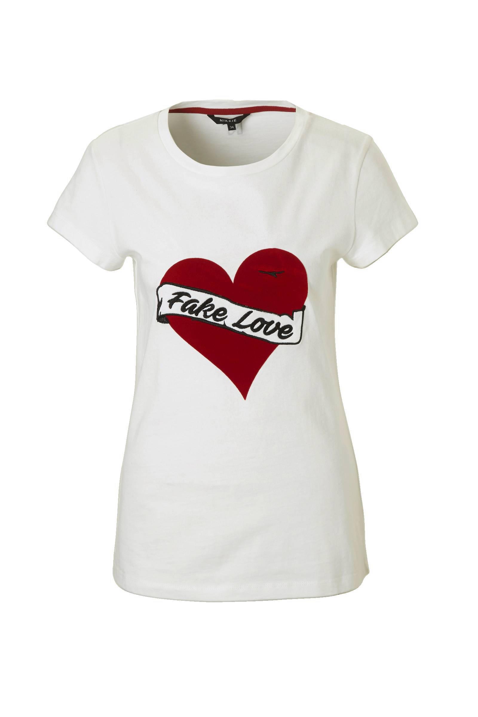 Fake Nikkie Love T Nikkie Nikkie T Fake ShirtWehkamp ShirtWehkamp Love qMGzUVSp