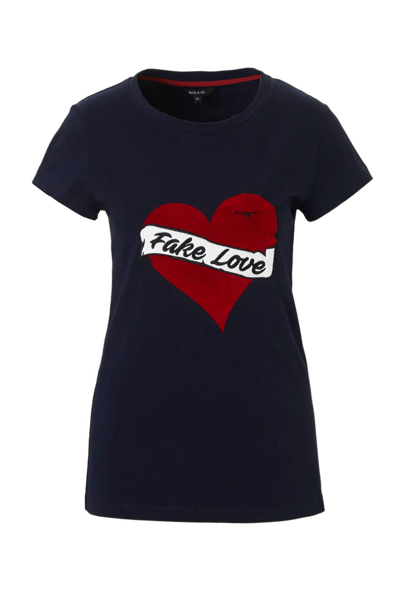 Fake Love T shirt