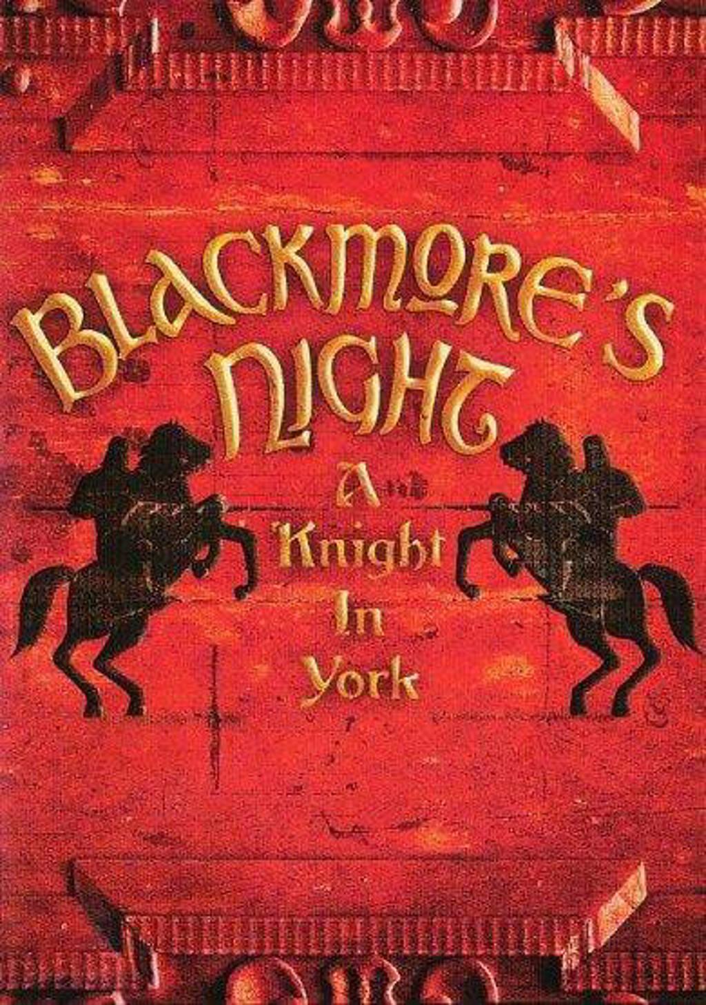 Blackmores Night - A Knight In York (DVD)