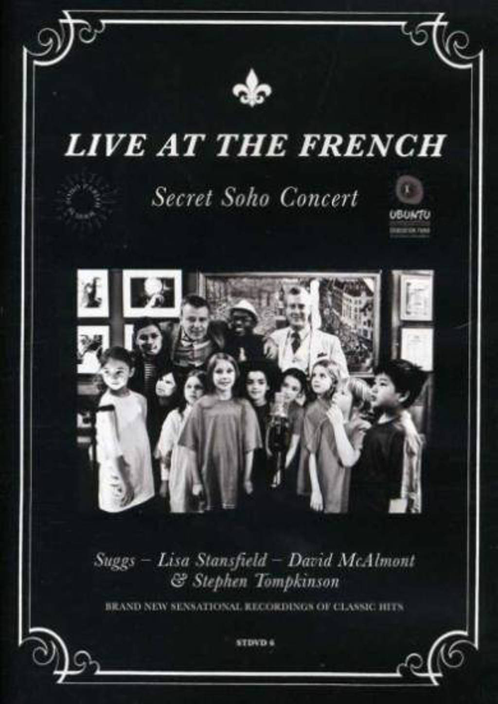 Various - Live At The French (DVD)