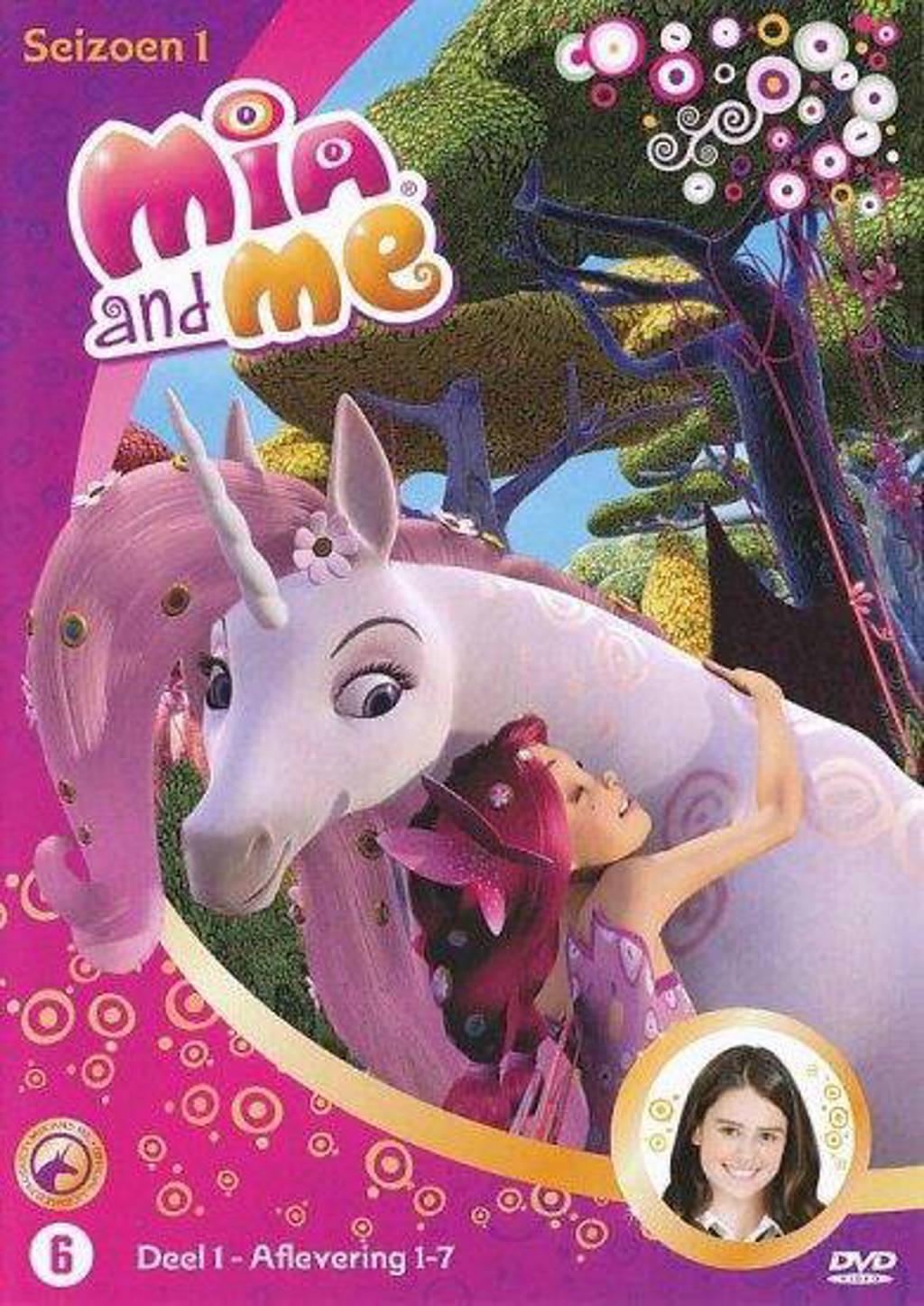 Mia and me - Seizoen 1 deel 1 (DVD)