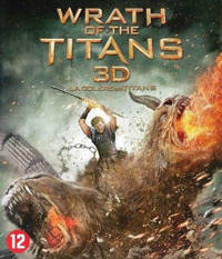 Wrath of the titans (3D) (Blu-ray)