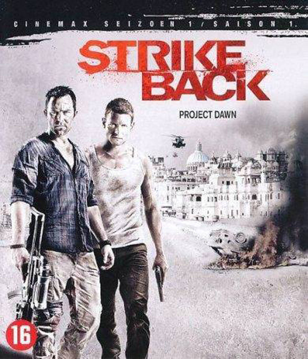 Strike back - Seizoen 1 (Blu-ray)