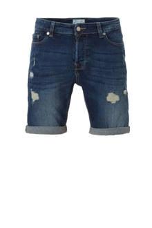 regular fit jeans short