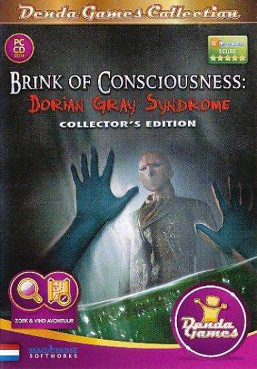 Brink of consciousness - Dorian Gray syndrome (Collector's edition) (PC)
