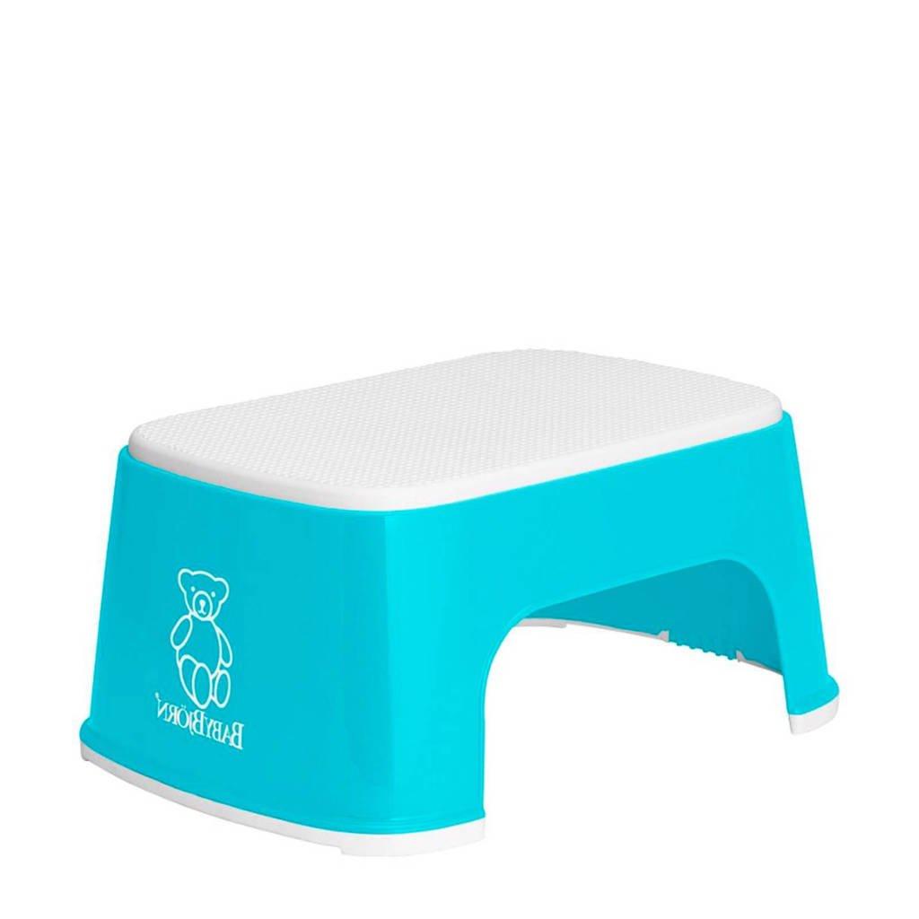BabyBjörn opstapje turquoise, Turquoise