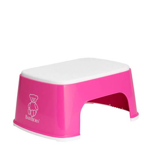 BabyBjorn Veilig opstapje roze