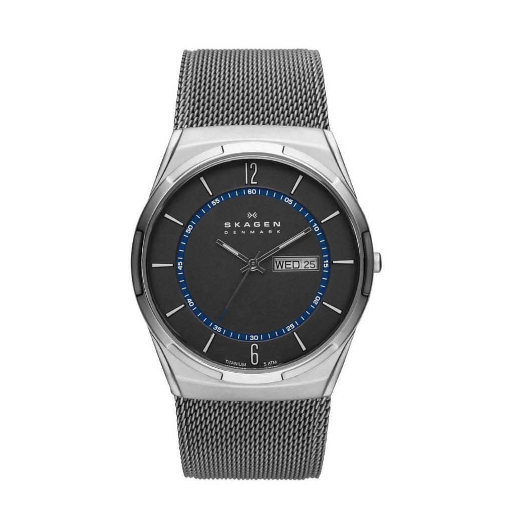 Skagen horloge, Zilver