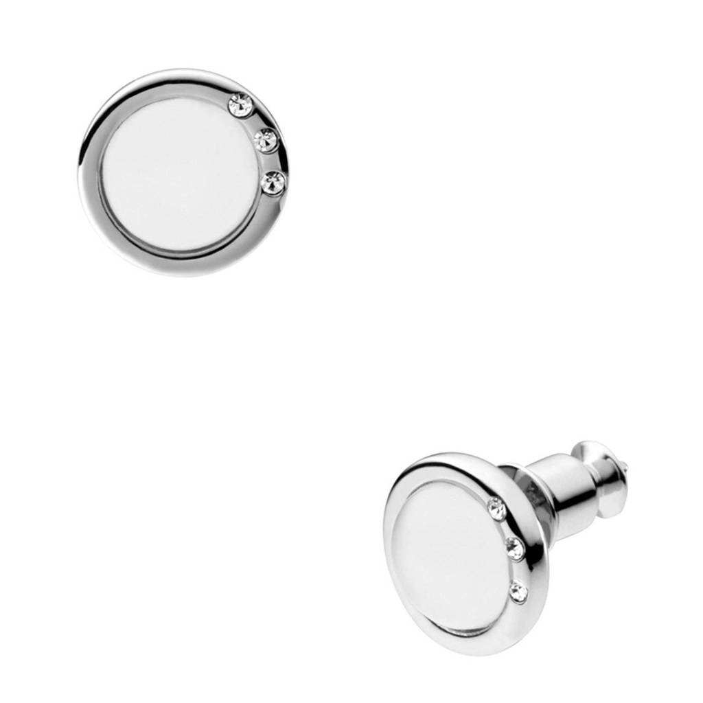 Skagen Sea Glass Dames Oorbellen SKJ0103040, Zilver