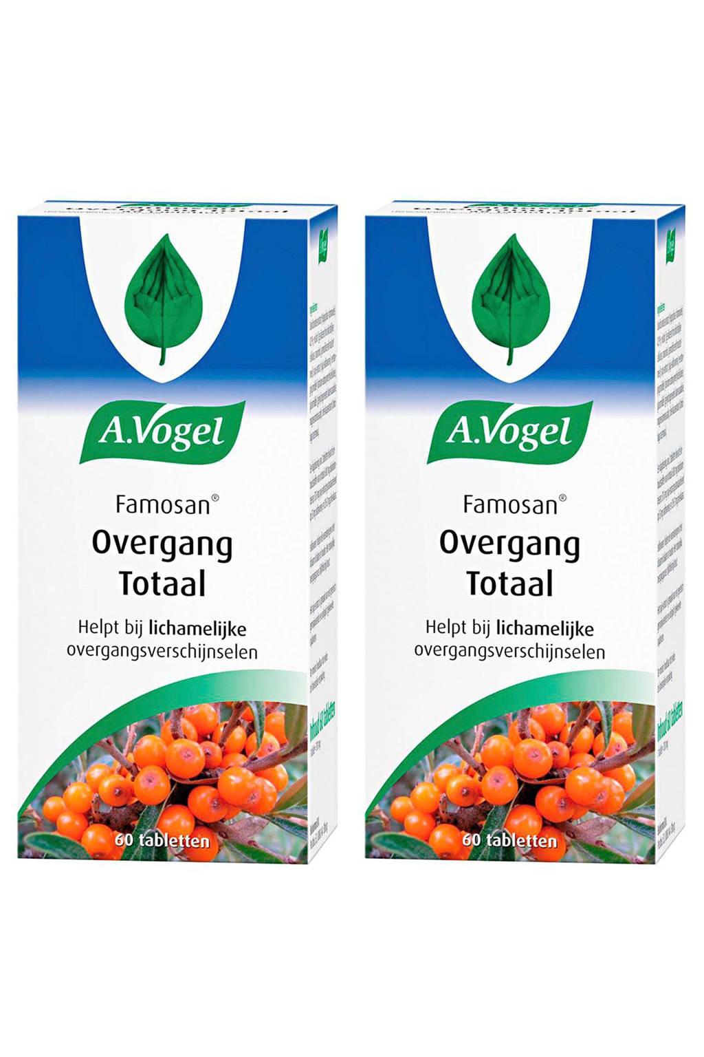 A.Vogel Famosan Overgang Totaal - 2x 60 tabletten