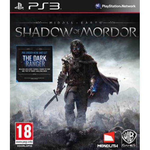 Middle-Earth: Shadow of Mordor PlayStation 3