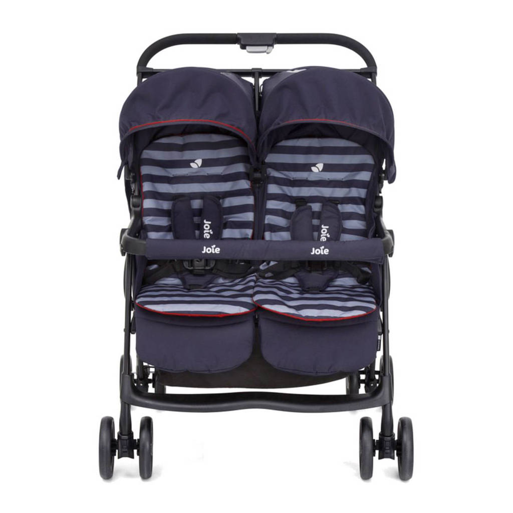 Joie Aire Twin duo buggy nautical navy, Nautical navy