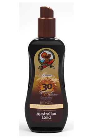 spray gel bronzer SPF 30 - 237 ml