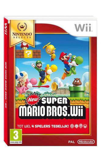 Select New Super Mario Bros  (Wii U) (Nintendo Wii)
