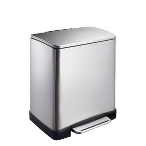 E-Cube 20 liter pedaalemmer