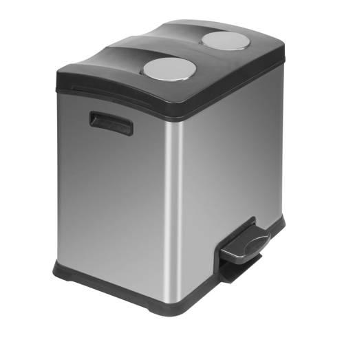 EKO Rejoice 2x12 liter pedaalemmer kopen