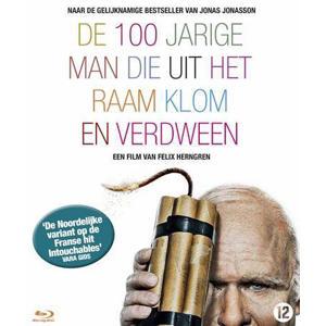 100 jarige man die uit het raam klom en verdween (Blu-ray)