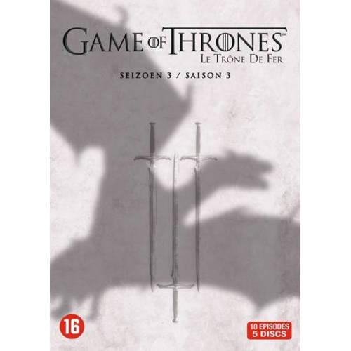 Game of thrones - Seizoen 3 (DVD) kopen
