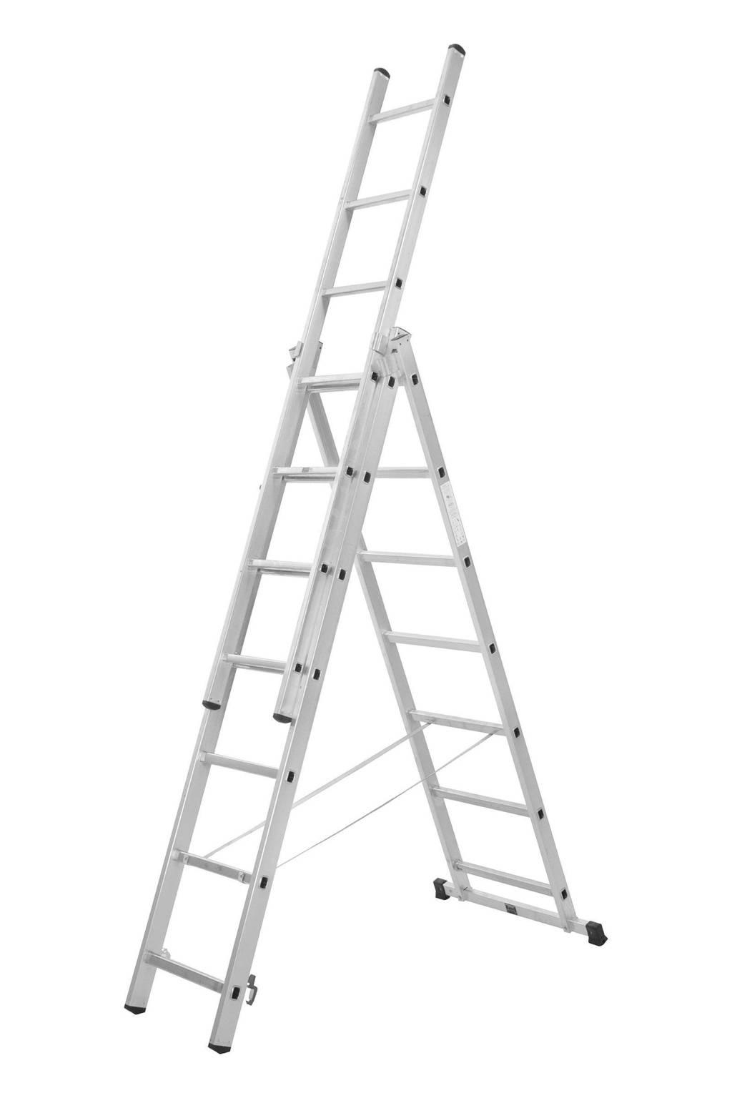 57a9bb3dcbd Excelsior 3x7 reformladder | wehkamp