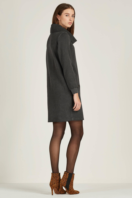 Uitzonderlijk OBJECT jurk met afneembare kraag | wehkamp #VU15