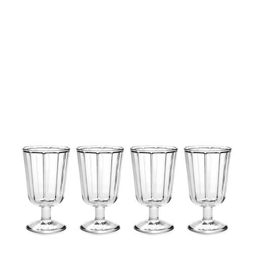 Serax Surface wijnglas (Ø8 cm) (set van 4) kopen