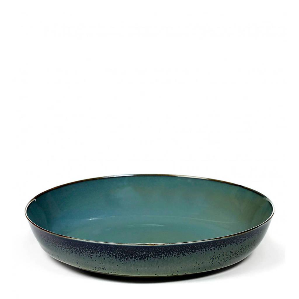 Serax Terres De Rêves schaal (Ø21 cm), Dark Blue