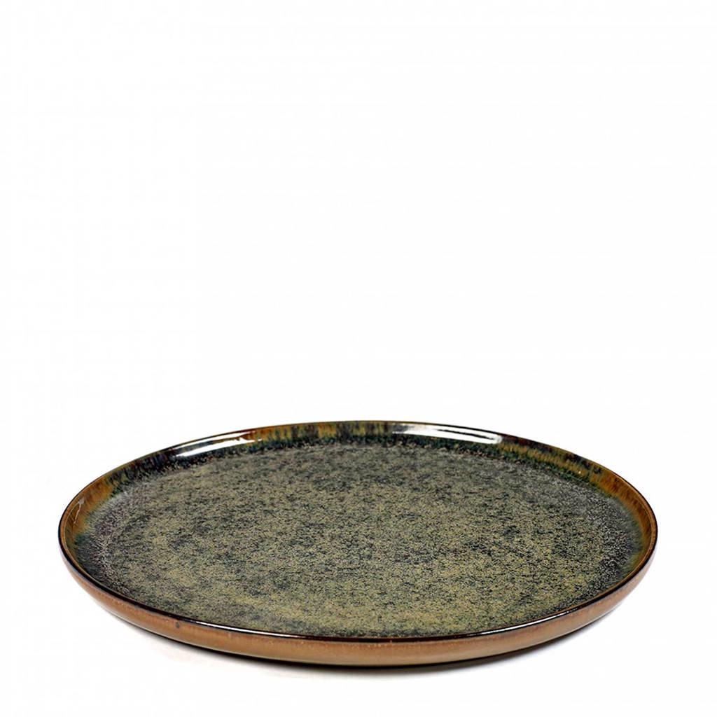 Serax Surface ontbijtbord (Ø24 cm), Indi Grey