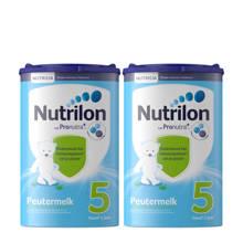 Peutermelk 5 met Pronutra (2-pack)
